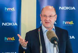 Florian Seiche, new CEO,HMD-Nokia