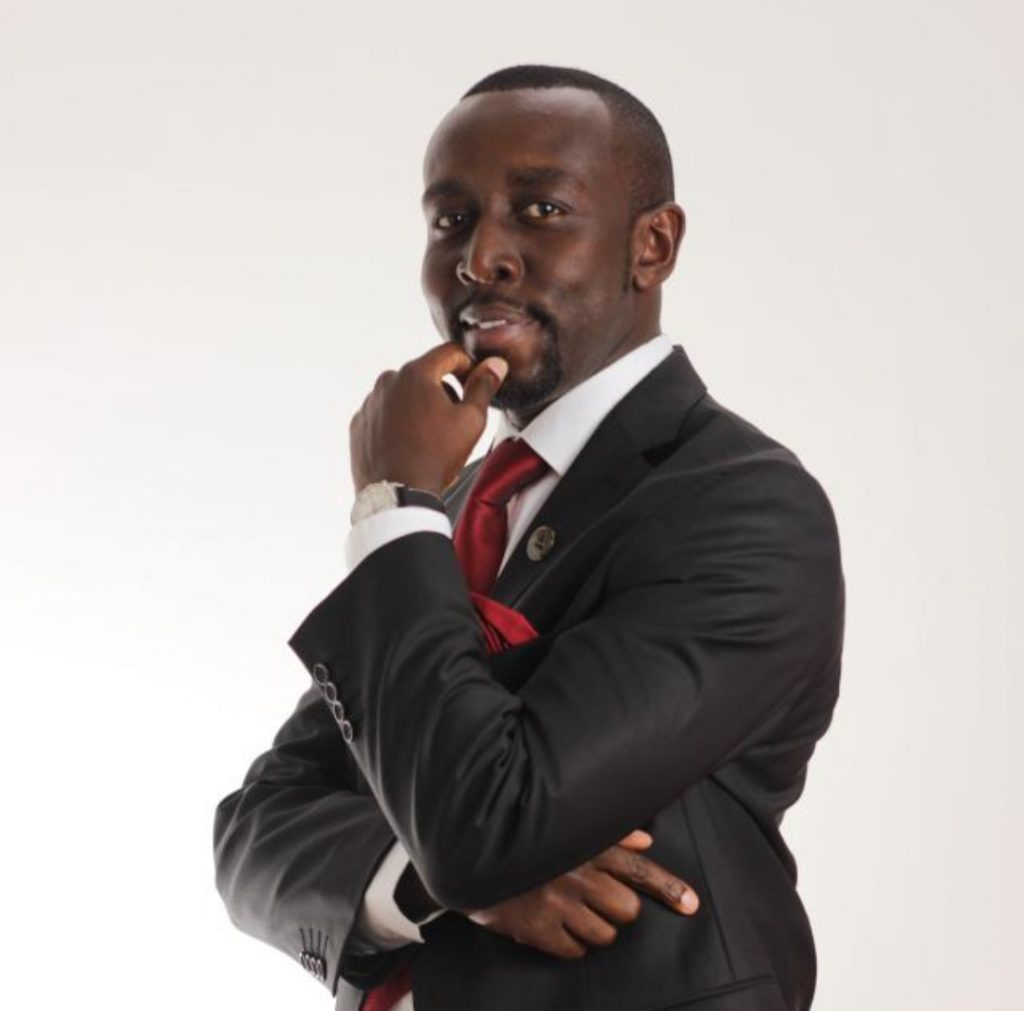 Wilson Mugambi President,,AAK(photo;courtesy)